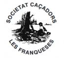 Logotip de la Societat de Caçadors les Franqueses