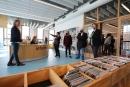 Visita a la Biblioteca Municipal de Corró d'Avall