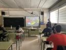 Sessió Policia Local als instituts de les Franqueses