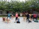 Taller de ioga a Marata