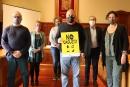 Presentació de la campanya No la caguis 4