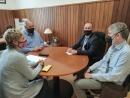 Renovació del conveni entre l'Ajuntament i la Fundació el Xiprer 1
