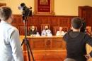 Compareixença de l'alcalde de les Franqueses, Francesc Colomé, sobre el tancament de Sandoz