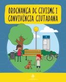 Portada del llibret de l'Ordenança de Civisme i Convivència