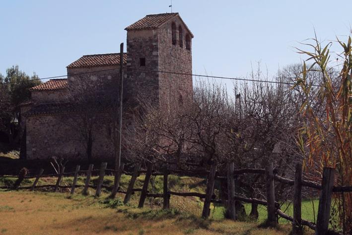 Església de Santa Coloma de Marata