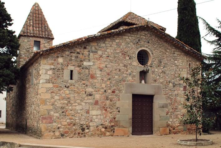 Església de Sant Mamet de Corró d'Amunt