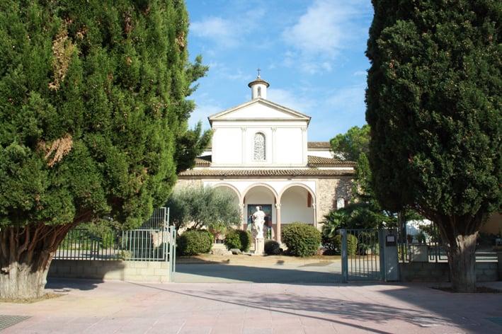 Església de Santa Eulàlia de Corró d'Avall