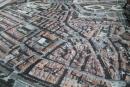 Vista aèria de Bellavista (foto situada al terra de Bellavista Activa)