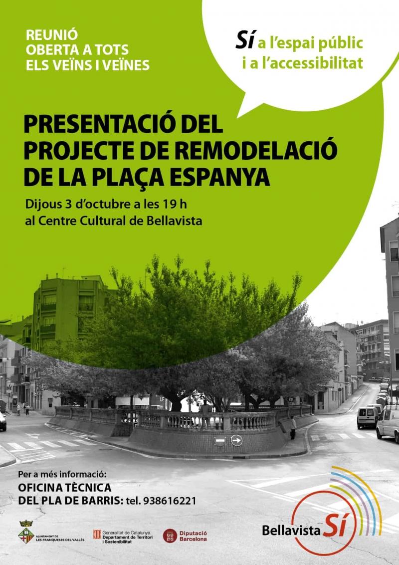 Presentació projecte veïns/es