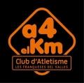Logotip Club Atletisme A 4 el km