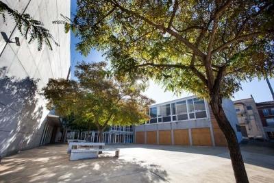 Exterior del Centre Cultural de Bellavista