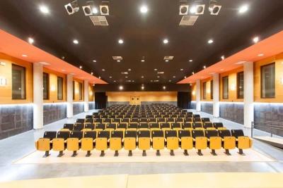 Sala d'actes de Can Ribas (2)