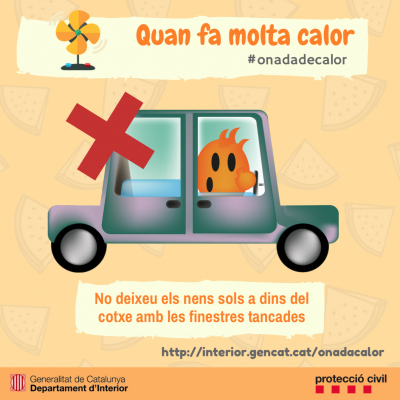 Precaucions als vehicles